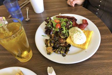 The Teahouse Santa Fe New Mexico Menu Food Drinks Canyon Road Parking